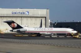 Hiro-hiroさんが、ニューアーク・リバティー国際空港で撮影したカーゴジェット・エアウェイズ 727-223/Adv(F)の航空フォト(飛行機 写真・画像)