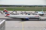 matsuさんが、フランクフルト国際空港で撮影したブリティッシュ・エアウェイズ 767-336/ERの航空フォト(写真)