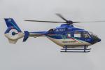 西風さんが、大館能代空港で撮影した東北エアサービス EC135P2+の航空フォト(写真)