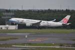 mojioさんが、成田国際空港で撮影したチャイナエアライン A330-302の航空フォト(写真)