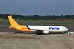 T.Sazenさんが、成田国際空港で撮影したポーラーエアカーゴ 767-3JHF(ER)の航空フォト(写真)