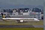 うめたろうさんが、福岡空港で撮影したシンガポール航空 787-10の航空フォト(写真)