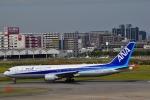 うめたろうさんが、福岡空港で撮影した全日空 767-381/ERの航空フォト(写真)