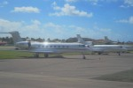 Hiro-hiroさんが、プリンセス・ジュリアナ国際空港で撮影したPrivate Gulfstream G650 (G-VI)の航空フォト(写真)