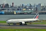 うめたろうさんが、羽田空港で撮影したエールフランス航空 777-228/ERの航空フォト(写真)