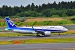 うめたろうさんが、成田国際空港で撮影した全日空 A320-271Nの航空フォト(写真)