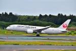 うめたろうさんが、成田国際空港で撮影した日本航空 787-8 Dreamlinerの航空フォト(写真)