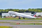 うめたろうさんが、成田国際空港で撮影したエールフランス航空 777-328/ERの航空フォト(写真)