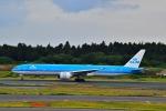うめたろうさんが、成田国際空港で撮影したKLMオランダ航空 777-306/ERの航空フォト(写真)