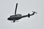 リョウさんが、越谷市内で撮影したアメリカ空軍 UH-1Nの航空フォト(写真)