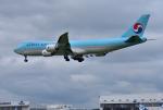 mojioさんが、成田国際空港で撮影した大韓航空 747-8B5F/SCDの航空フォト(飛行機 写真・画像)