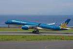 yabyanさんが、中部国際空港で撮影したベトナム航空 A350-941の航空フォト(飛行機 写真・画像)