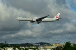 うめたろうさんが、那覇空港で撮影した日本航空 777-346の航空フォト(写真)