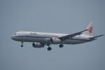 JA8037さんが、台湾桃園国際空港で撮影した中国国際航空 A321-232の航空フォト(写真)