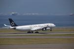 kwnbさんが、中部国際空港で撮影したルフトハンザドイツ航空 A340-313Xの航空フォト(写真)