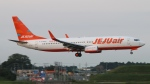 raichanさんが、成田国際空港で撮影したチェジュ航空 737-8JPの航空フォト(写真)