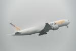 エルさんが、成田国際空港で撮影したエアロ・ロジック 777-FZNの航空フォト(写真)