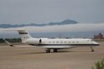 Tomochanさんが、函館空港で撮影したメトロジェット Gulfstream G650 (G-VI)の航空フォト(写真)