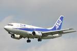 snow_shinさんが、福岡空港で撮影したANAウイングス 737-5Y0の航空フォト(飛行機 写真・画像)