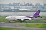 kamerajiijiさんが、羽田空港で撮影したタイ国際航空 747-4D7の航空フォト(写真)