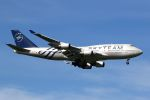 hiroki_h2さんが、スワンナプーム国際空港で撮影したチャイナエアライン 747-409の航空フォト(写真)