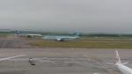ゆいちゃん♥さんが、新千歳空港で撮影した大韓航空 777-300の航空フォト(飛行機 写真・画像)