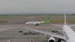 ゆいちゃん♥さんが、新千歳空港で撮影した春秋航空日本 737-800の航空フォト(飛行機 写真・画像)