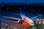 Cygnus00さんが、羽田空港で撮影した日本航空 777-246の航空フォト(写真)