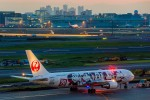Cygnus00さんが、羽田空港で撮影した日本航空 767-346/ERの航空フォト(写真)