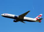 Bokuranさんが、ロンドン・ヒースロー空港で撮影したブリティッシュ・エアウェイズ 777-236/ERの航空フォト(写真)