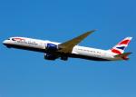 Bokuranさんが、ロンドン・ヒースロー空港で撮影したブリティッシュ・エアウェイズ 787-9の航空フォト(写真)