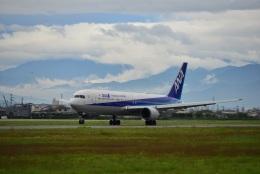 松山空港 - Matsuyama Airport [MYJ/RJOM]で撮影された松山空港 - Matsuyama Airport [MYJ/RJOM]の航空機写真