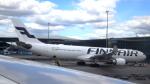誘喜さんが、ヘルシンキ空港で撮影したフィンエアー A330-302Xの航空フォト(写真)