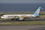 東空さんが、羽田空港で撮影したAIR DO 767-381の航空フォト(写真)