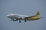 JA8037さんが、台湾桃園国際空港で撮影したバニラエア A320-214の航空フォト(写真)