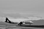 takamaruさんが、静岡空港で撮影したエアソウル A321-231の航空フォト(飛行機 写真・画像)