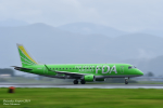 takamaruさんが、静岡空港で撮影したフジドリームエアラインズ ERJ-170-200 (ERJ-175STD)の航空フォト(写真)