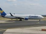 ヒロリンさんが、フランクフルト国際空港で撮影したコンドル 767-330/ERの航空フォト(写真)