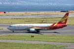 ワイエスさんが、関西国際空港で撮影した海南航空 737-84Pの航空フォト(写真)