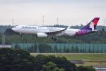 mojioさんが、成田国際空港で撮影したハワイアン航空 A330-243の航空フォト(写真)