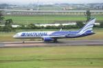 kumagorouさんが、仙台空港で撮影したナショナル・エアラインズ 757-223の航空フォト(飛行機 写真・画像)