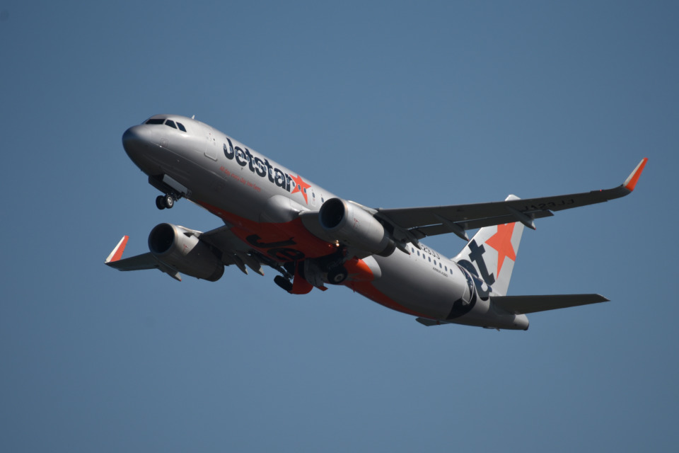 we love kixさんのジェットスター・ジャパン Airbus A320 (JA23JJ) 航空フォト