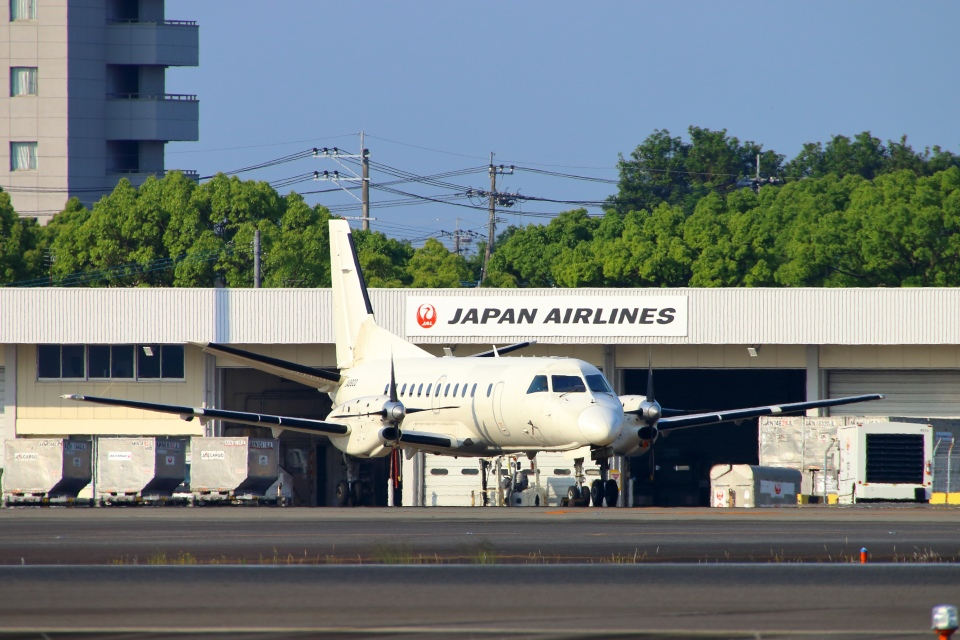 Kuuさんの日本エアコミューター Saab 340 (JA8900) 航空フォト