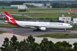 mojioさんが、成田国際空港で撮影したカンタス航空 A330-303の航空フォト(写真)