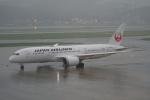 pringlesさんが、福岡空港で撮影した日本航空 787-8 Dreamlinerの航空フォト(写真)