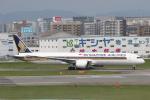 ANA744Foreverさんが、福岡空港で撮影したシンガポール航空 787-10の航空フォト(写真)