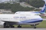 ANA744Foreverさんが、那覇空港で撮影したチャイナエアライン 747-409の航空フォト(写真)