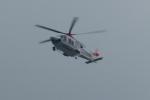 sennsaibasiさんが、伊丹空港で撮影した朝日新聞社 AW169の航空フォト(写真)