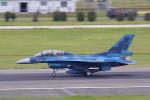 じゃりんこさんが、名古屋飛行場で撮影した航空自衛隊 F-2Bの航空フォト(写真)