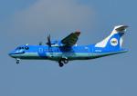 じーく。さんが、福岡空港で撮影した天草エアライン ATR-42-600の航空フォト(写真)